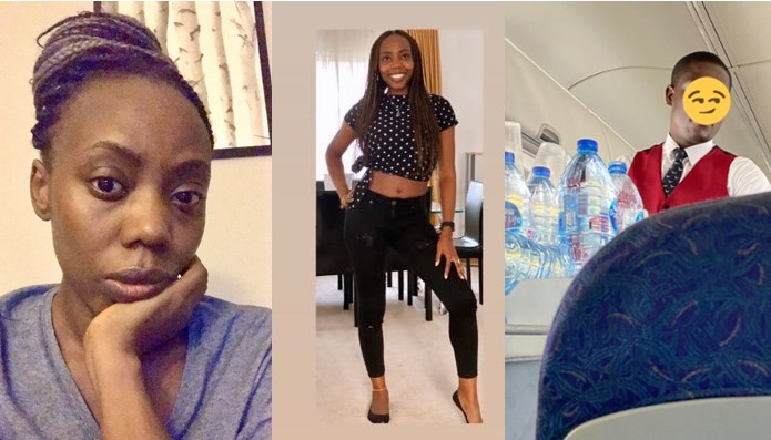 Dear Arik, why was there no female pilot or attendant on my flight, only male? – Feminist asks as she threatens to stop using Arik Air