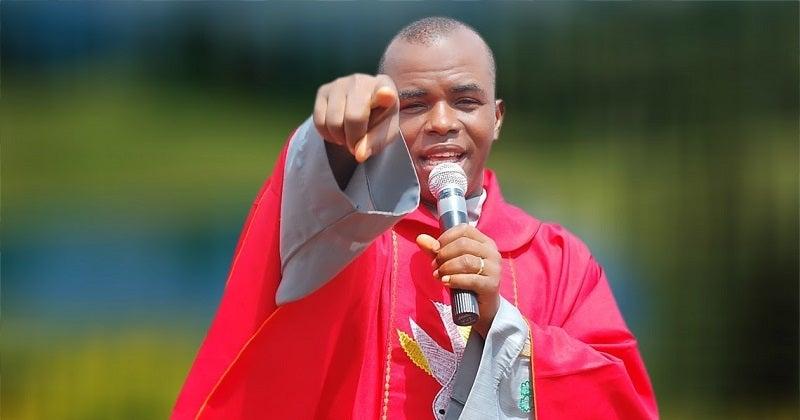 Rev Father Mbaka reveals he has 39 more prophecies that will come to pass
