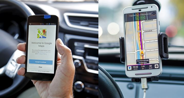 FRSC explains how to use Google map while driving to avoid arrest