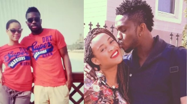 Joseph Yobo and wife celebrate 10-years anniversary with throwback video reel