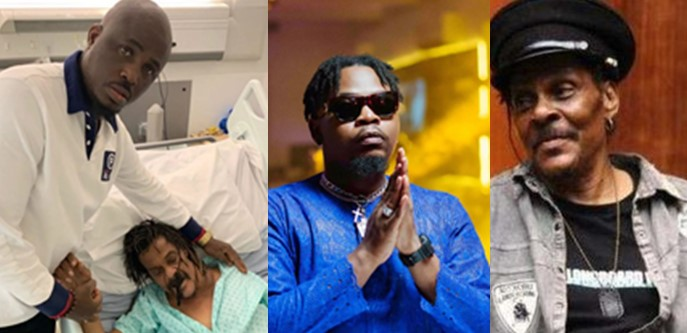 Olamide is the only artiste who helped Majek Fashek with medical bills – Manager, Umenka