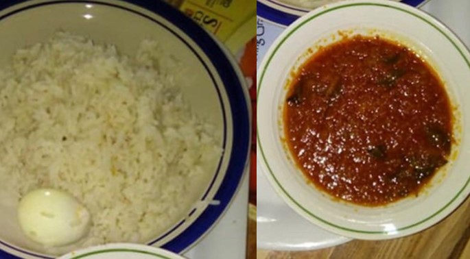 My husband left because I served him rice and stew without meat, did I do anything wrong? – Wife writes, seeks advice