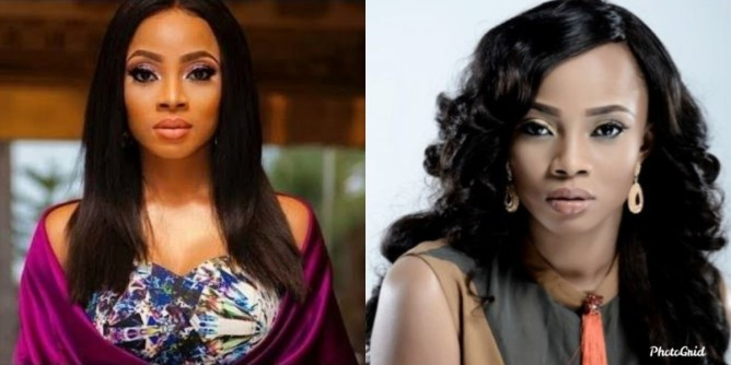 """""""When It's Valentine's week and all the good morning text suddenly stops"""" – Toke Makinwa laments"""