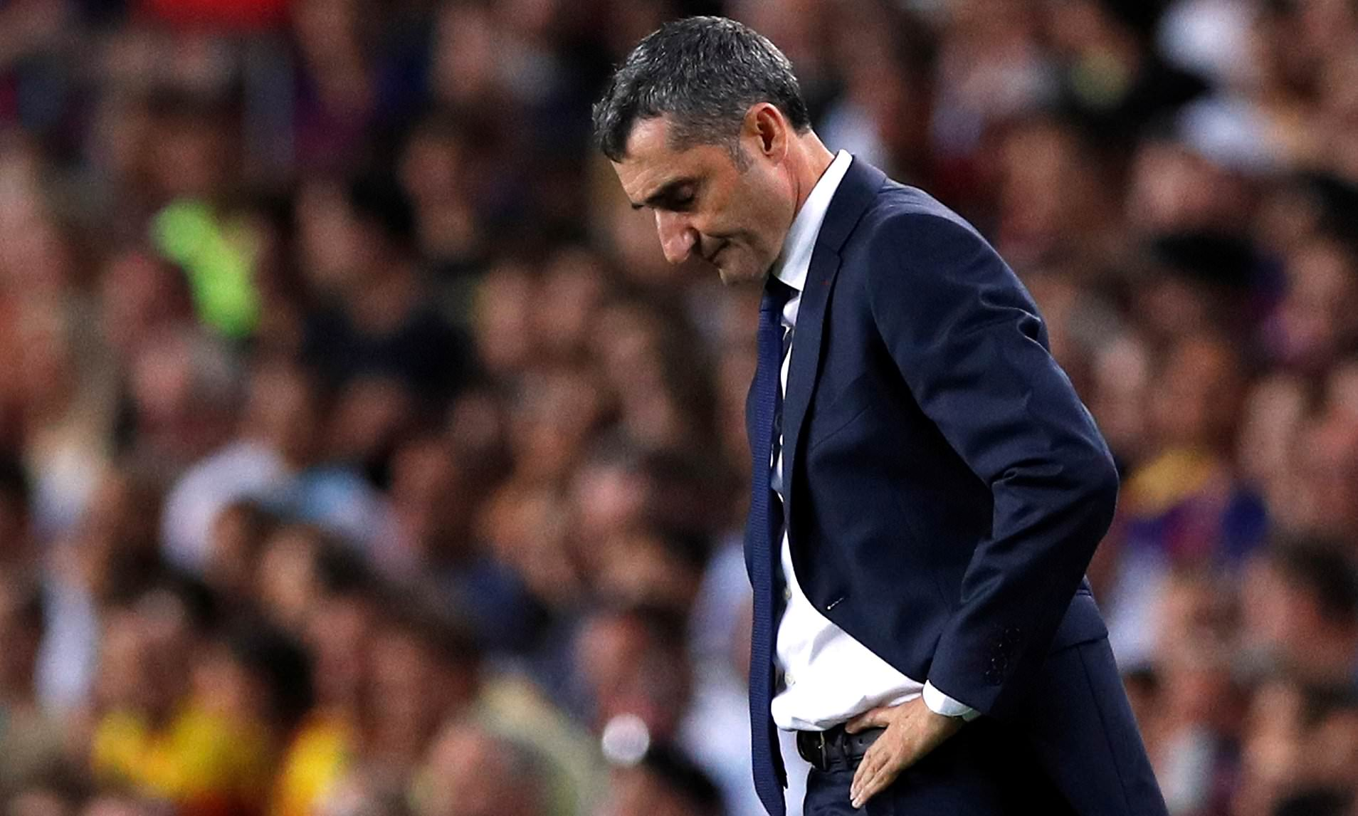 Ernesto Valverde finally speaks up, sends message to Barcelona fans after the club sacked him