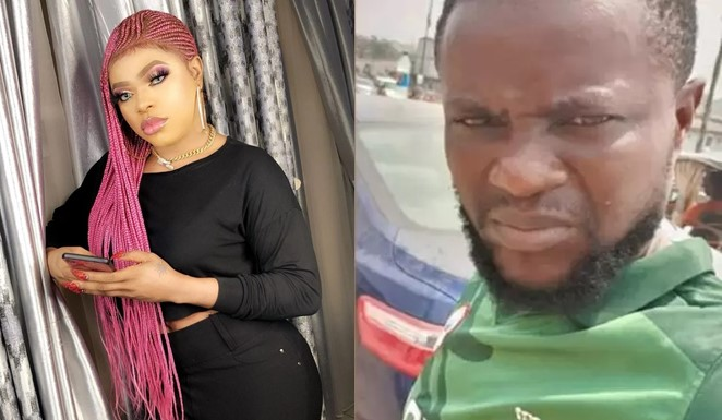My driver ran away with my Benz and money – Bobrisky