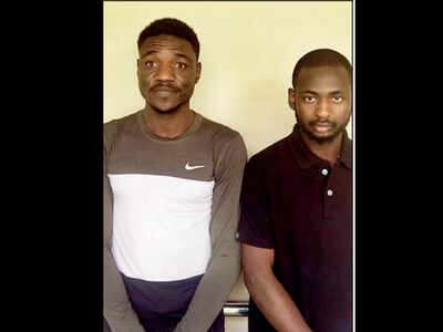 Nigerian students arrested in India after caught with 21grams of Cocaine