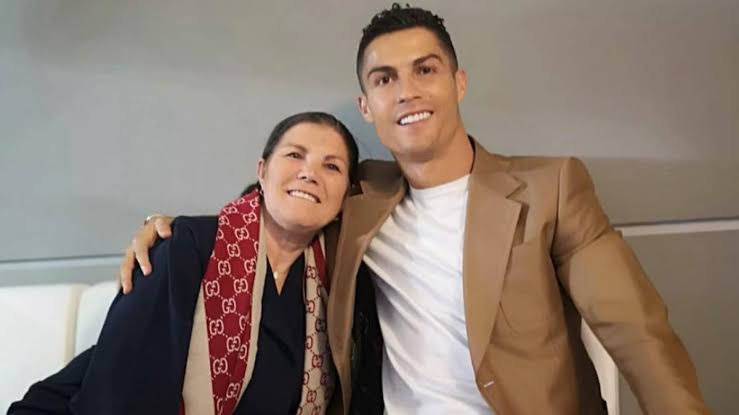 Finally! Cristiano Ronaldo's mother gets released from hospital