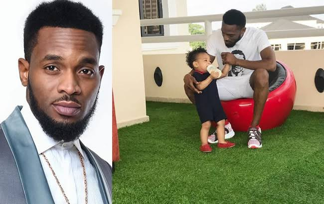 D'Banj sleeps in late son's room again, 21 months after he drowned