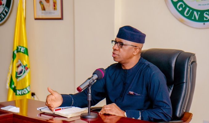 Ogun governor orders refund of N25k paid by students for COVID-19 test