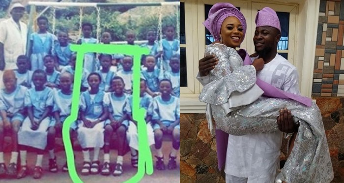 Ageless Love: Former primary school classmates set to marry (Photos)