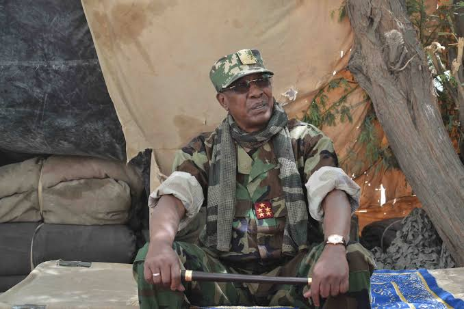 Chad President leads army, captures Boko Haram's arsenal, bases