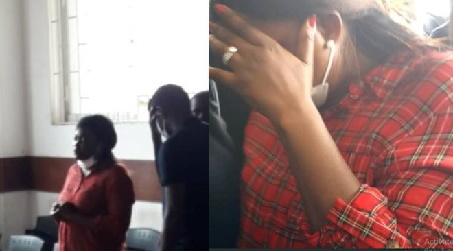 Court passes judgement on Funke Akindele, husband (Details)