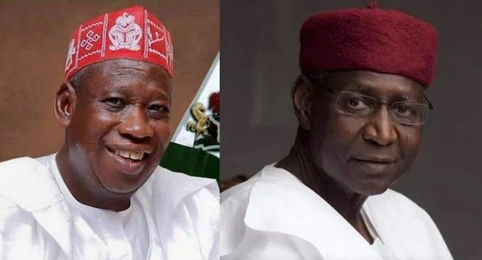 Governor Ganduje sacks commissioner for jubilating over Abba ...