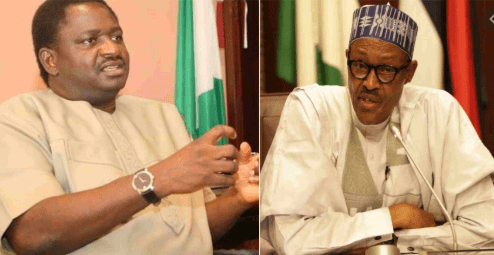 We are lucky to have Buhari as President – Femi Adesina