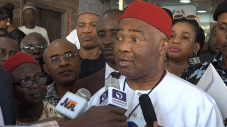 Uzodinma stops payment of pension, gratuity for Okorocha, Ohakim, others