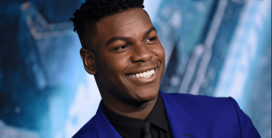 British-Nigerian actor, John Boyega comes under fire for saying he 'hates racists' (Photos)