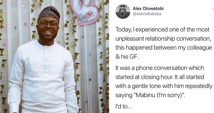 An old man advised my friend and I to marry women that will give us peace of mind – Man says, shares his friend's bitter relationship experience