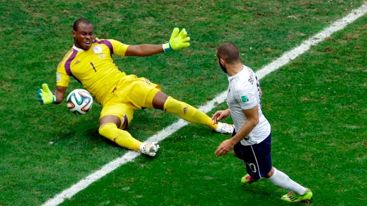 Super Eagles legend, Vincent Enyeama given coaching job by French club, Iris