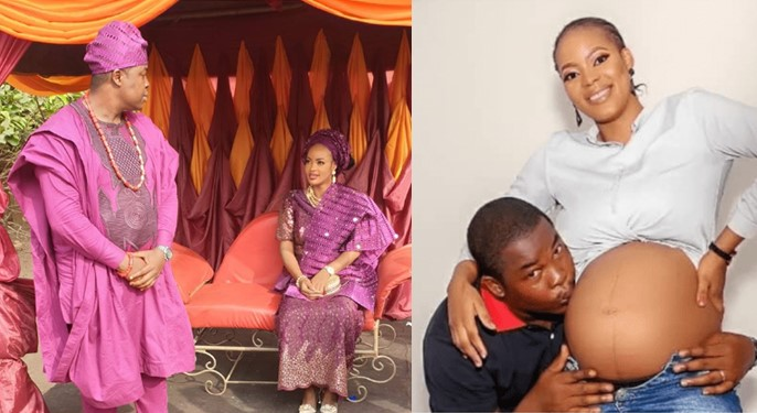 Actor, Baba Tee celebrates the birth of his first child as he recounts being mocked over 'small manhood'