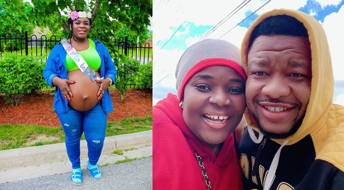 Actor, Browny Igboegwu who was mocked over childlessness welcomes baby with his wife after 10 years of marriage (Photos)