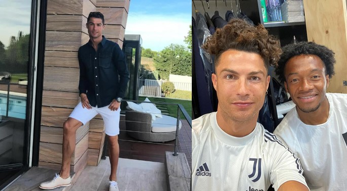 Cristiano Ronaldo debuts new look, asks fans for their opinion