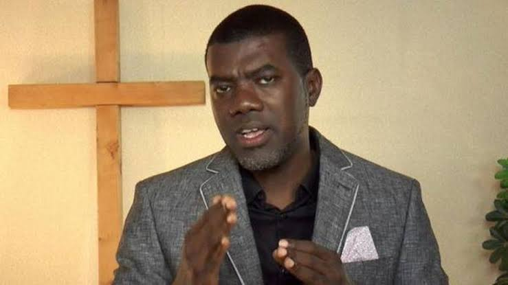 There is no difference between masquerade and Santa Claus – Reno Omokri, gives reasons