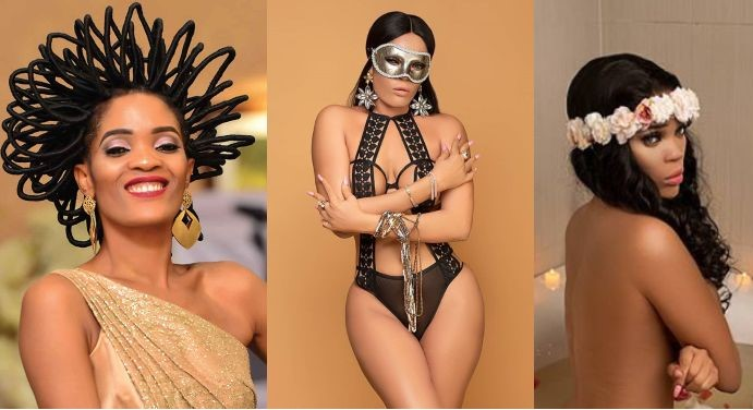 Nigerian model with N40m hair, Chika Lann reveals how she was forced to conform