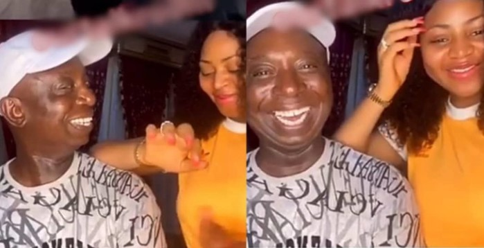 He looked like a farmer when we met, Regina Daniels speaks about billionaire husband, Ned Nwoko
