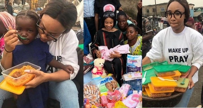 I'm not taking gifts this year, send them to Orphanages – Tonto Dikeh says ahead of her birthday
