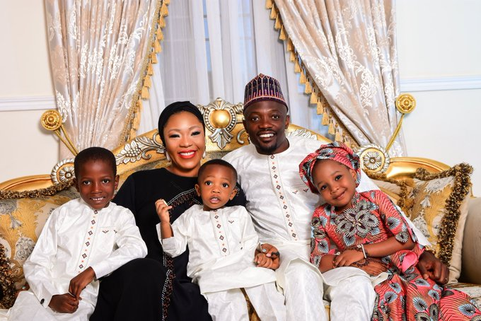 Super Eagles captain, Ahmed Musa writes sweet anniversary message to his wife, reveals one thing he would never do
