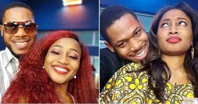 #BBNaijaReunion: Esther tells Frodd what to do if he really wants to date her