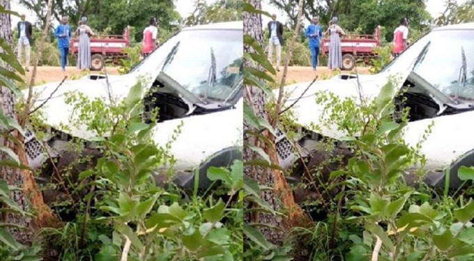 Woman dies in a fatal accident