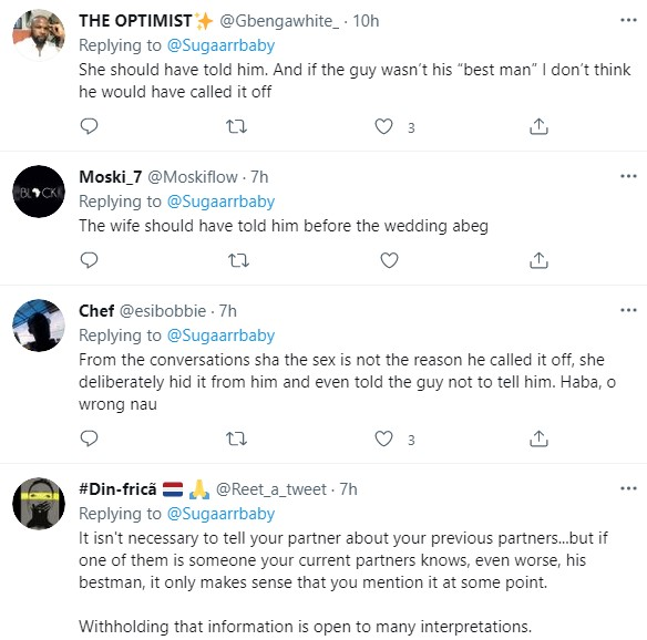 Man cancels wedding after finding out his wife-to-be slept with his best man