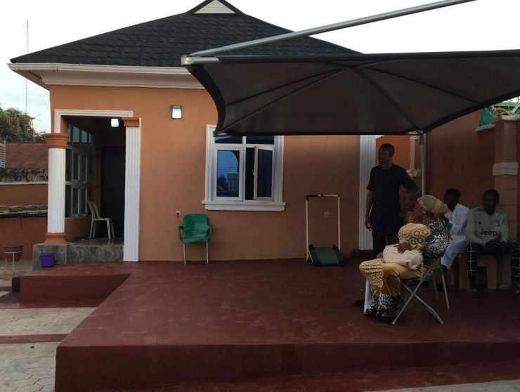 Gospel singer, Dare Melody gifts himself a palatial duplex for his birthday (Photos)