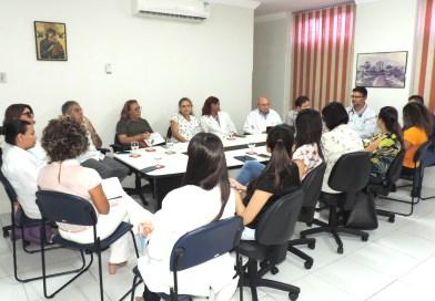 Santa Casa recebe visita do Ministério da Saúde para reavaliação do Selo Hospital Amigo da Criança