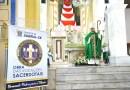 Dom Vasconcelos reflete sobre chamado de Deus na abertura do mês vocacional e lançamento da OVS