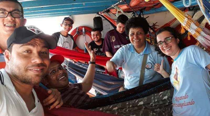 Missionária Reparadora é única cearense em missão na Amazônia