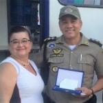 Comandante do 22º BPM é homenageado por empresários de Surubim