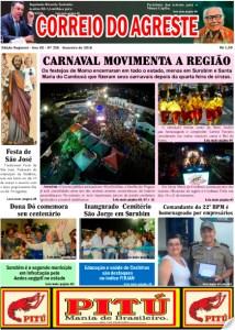 Edição 256 - fevereiro 2016
