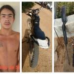 PM prende dupla que assaltava em Surubim