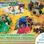 Carnaval de Bom Jardim tem encontro de burrinhas