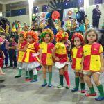 Noite Cultural do Amparo revela talentos infantis