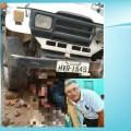 Homem morre atingido pelo próprio veículo em João Alfredo; irmã do prefeito de Vertente do Lério é atropelada em Surubim