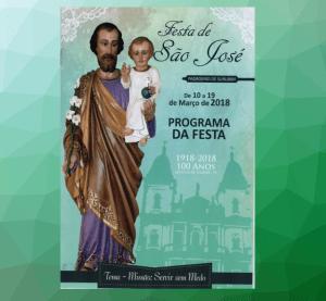 Festa de São José 2018: paróquia divulga programação religiosa