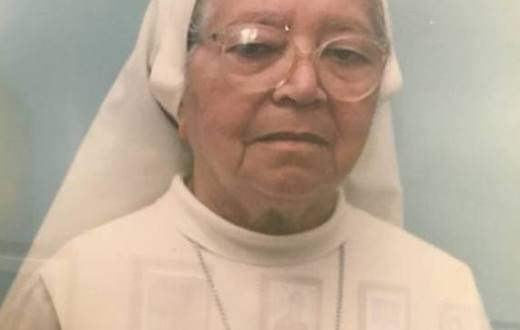 Irmã Inês Guerra, ex-diretora do Colégio Nossa Senhora do Amparo, morre aos 94 anos