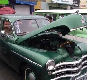 Domingo é dia de encontro de carros antigos em Surubim