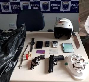 Polícia prende acusado de praticar assaltos e matar autônomo em Surubim