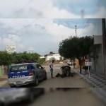Ladrão é preso após assaltar lotérica na Avenida São Sebastião