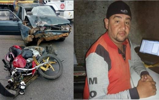 Mototaxista morre em acidente na zona rural de Bom Jardim