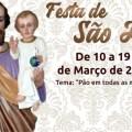 Divulgada programação religiosa da Festa de São José, padroeiro de Surubim
